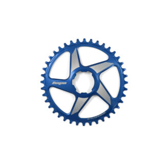 Hope Spiderless RX Chainring Blue