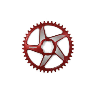 Hope Spiderless RX Chainring Red