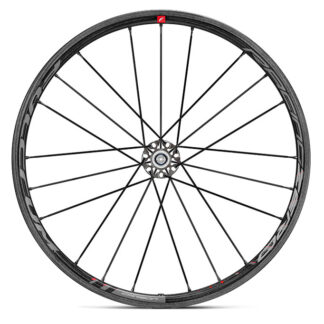 Fulcrum Racing Zero Carbon Dark Wheelset Campag