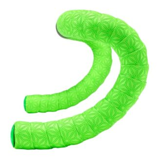 Supacaz Super Sticky Kush TruNeon  Bar Tape Neon Green