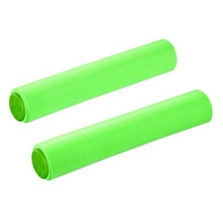 Supacaz Siliconez Bar Grips Neon Green