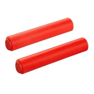Supacaz Siliconez Bar Grips Red