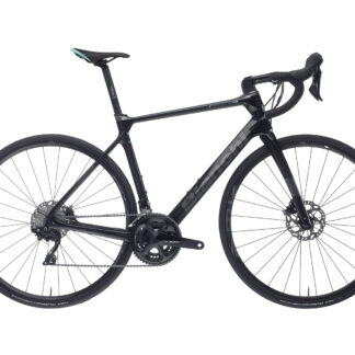 Bianchi Infinito XE 105 Disc 2021 Black/CK16 Graphite Full Glossy