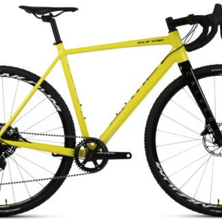 Forme Calver SL Frameset Yellow