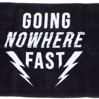Madison Turbo 'Going Nowhere Fast' Handlebar Towel