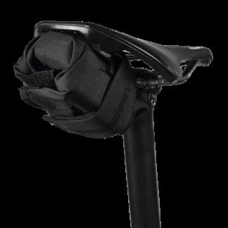 Speedsleev Smuggler Super Light & Compact Water Resistant Saddle Pack Black