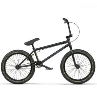 WETHEPEOPLE Arcade Matt Black 20.5