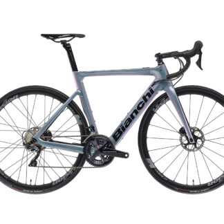 Bianchi Aria E-Road Ultegra 2021 Summertime Dream