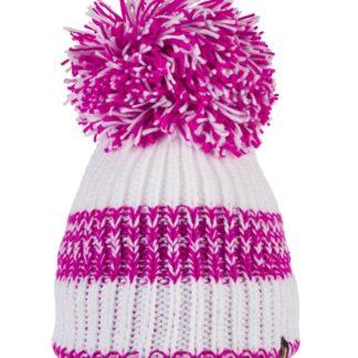 Big Bobble Hats Pink Marmotte