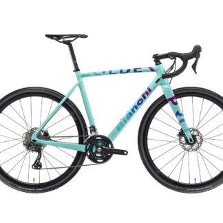 Bianchi Zolder Pro GRX600 2021 CK16/Purple Rainbow