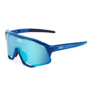 Koo Demos Blue Frame Blue Lenses