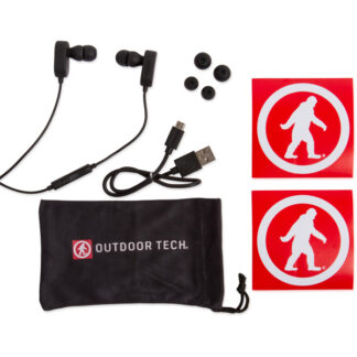 Outdoor Tech Tags 2.0 Wireless Earbuds Black