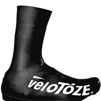 VeloToze Tall Road Shoe Cover 2.0 Black
