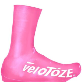 VeloToze Tall Road Shoe Cover 2.0 Pink
