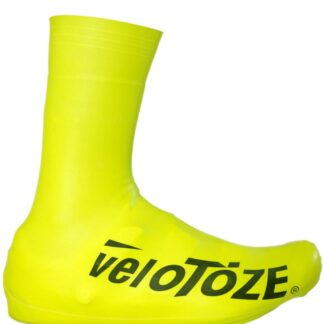 VeloToze Tall Road Shoe Cover 2.0 Yellow
