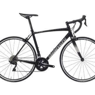 Bianchi Via Nirone 7 105 2021 Black/Titanium Silver Full Glossy
