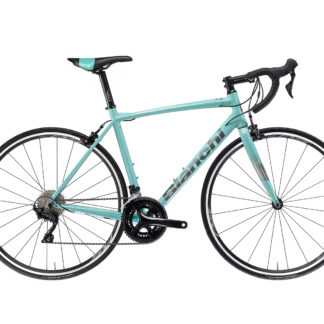 Bianchi Via Nirone 7 105 2021 CK16/Titanium Silver Full Glossy