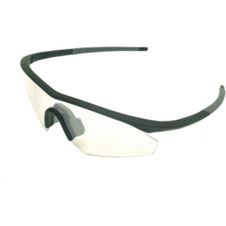 Madison Shield Single Clear Lens