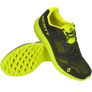Scott Kinabalu Ultra RC Trail Running Shoe Black/Yellow