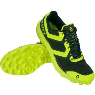 Scott Supertrac RC 2 Trail Running Shoe Black/Yellow