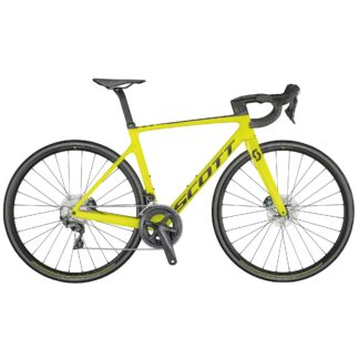 Scott Addict RC 30 Yellow 2021