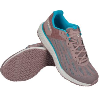 Scott Womens Cruise Road Running Shoe Blush Pink/Breeze Blue