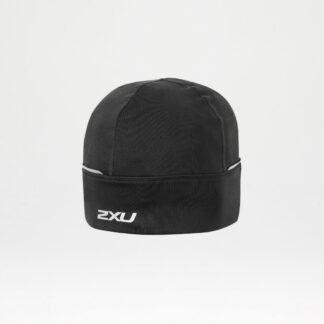 2XU Run Beanie Black
