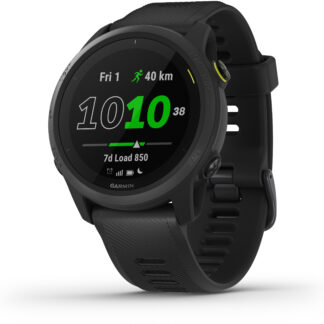 Garmin Forerunner 745 GPS Watch Black