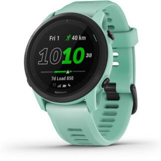 Garmin Forerunner 745 GPS Watch Neo Tropic