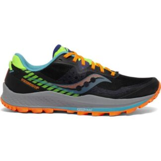 Saucony Peregrine 11 Running Shoes Future/Black