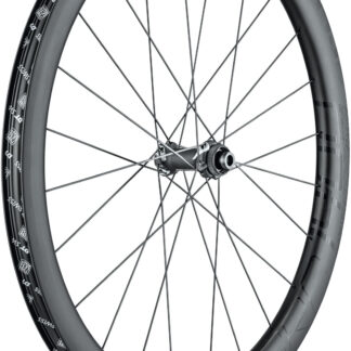 DT Swiss GRC 1400 SPLINE Clincher 700 x 24 mm CL 100 x 12 Front Wheel