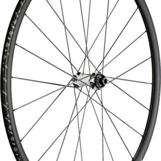 DT Swiss PR 1600 SPLINE 23 mm Clincher Disc Brake 100 x 12 Front Wheel