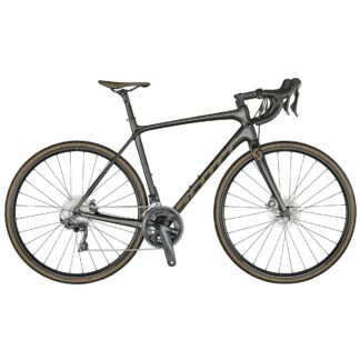 Scott Addict 10 disc Carbon Onyx Black 2021