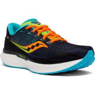Saucony Triumph 18 Running Shoes Future/Black