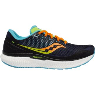 Saucony Triumph 18 Running Shoes Future/Black