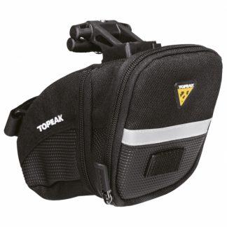 Topeak Aero Wedge Seat Pack w/Quickclick Medium