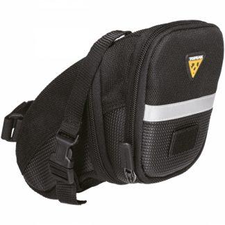 Topeak Aero Wedge Seat Pack w/Straps Medium