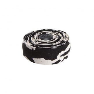 Cinelli Macro Splash Cork Bar Tape White/Black