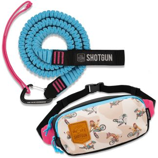 Shotgun Tow Rope and Hip Pack Combo