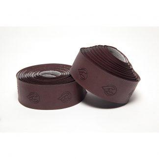 Cinelli Vegan Leather Look Bar Tape Brown