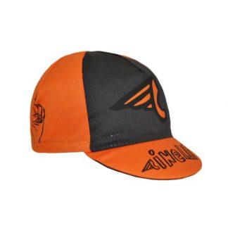 Cinelli Russ Pope Orange Cap