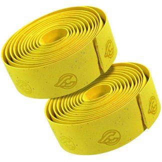 Cinelli Gel Cork Tape Yellow