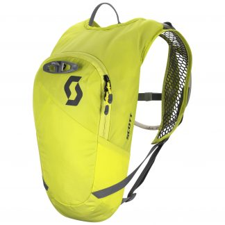Scott Perform Evo Hydro 4 Backpack Sulphur Yellow